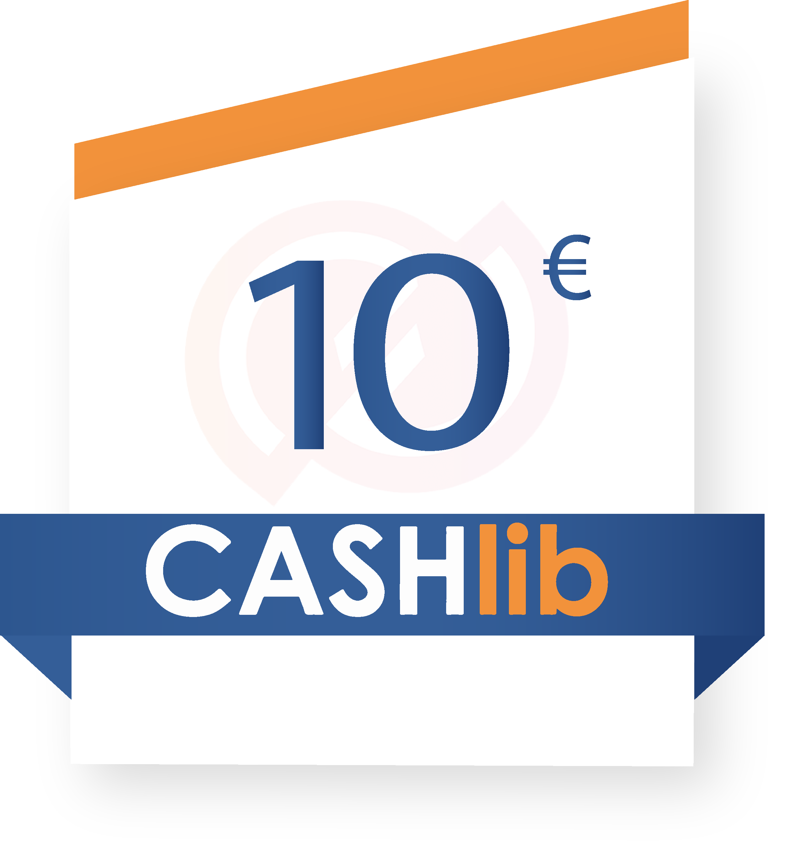 Coupon cashlib-10-euros