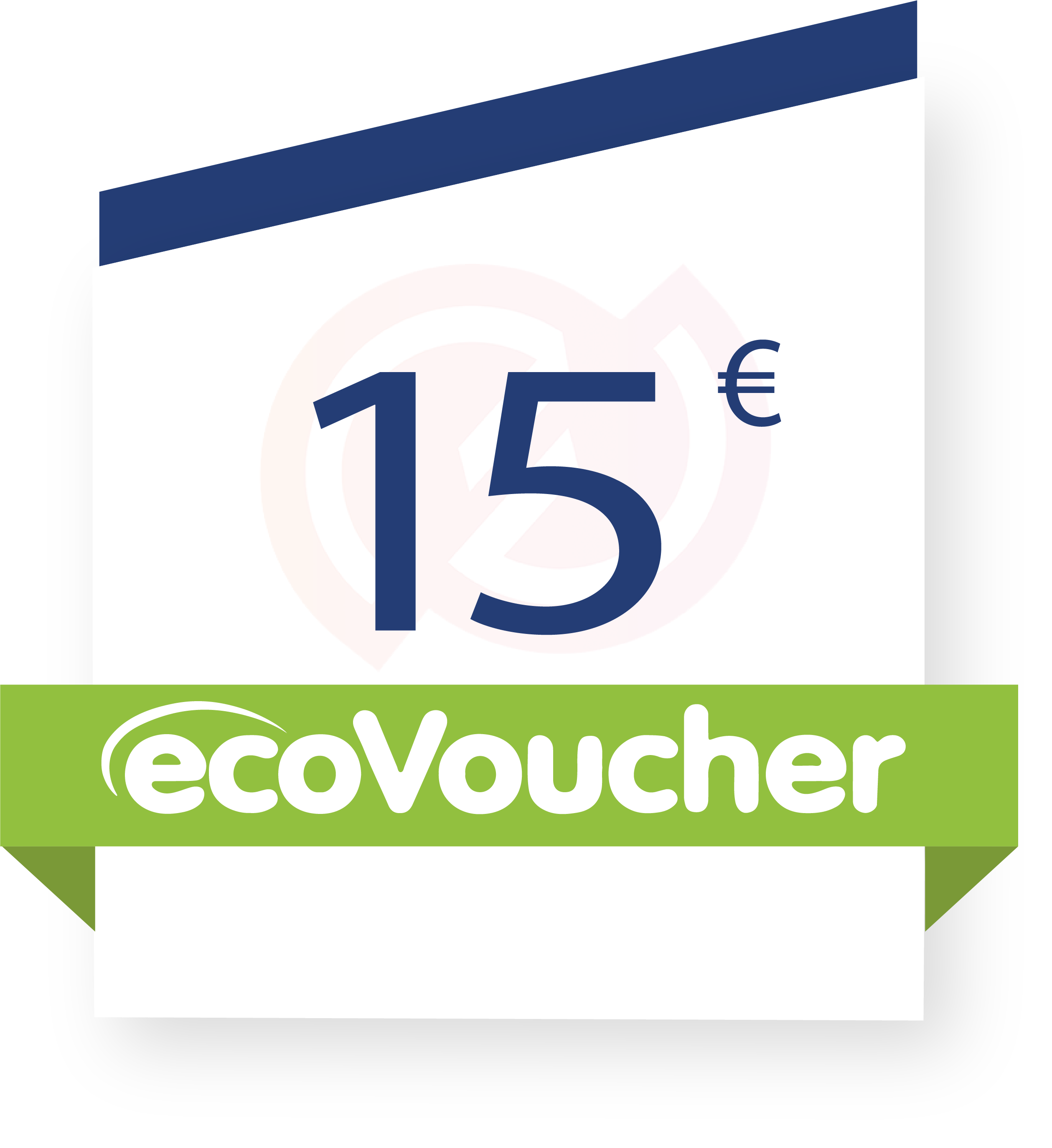 coupon ecoVoucher 15€
