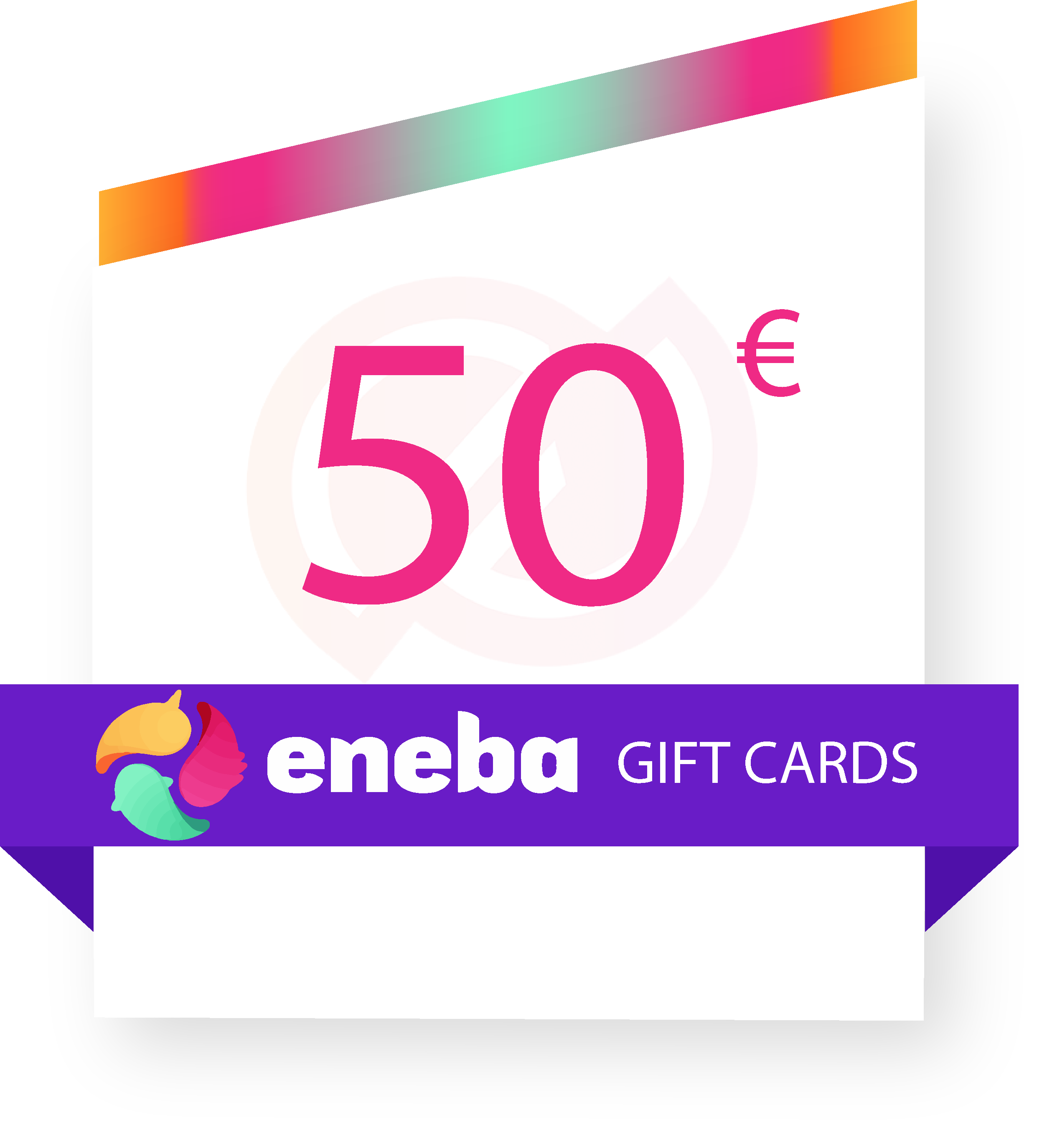 coupon Eneba 50€
