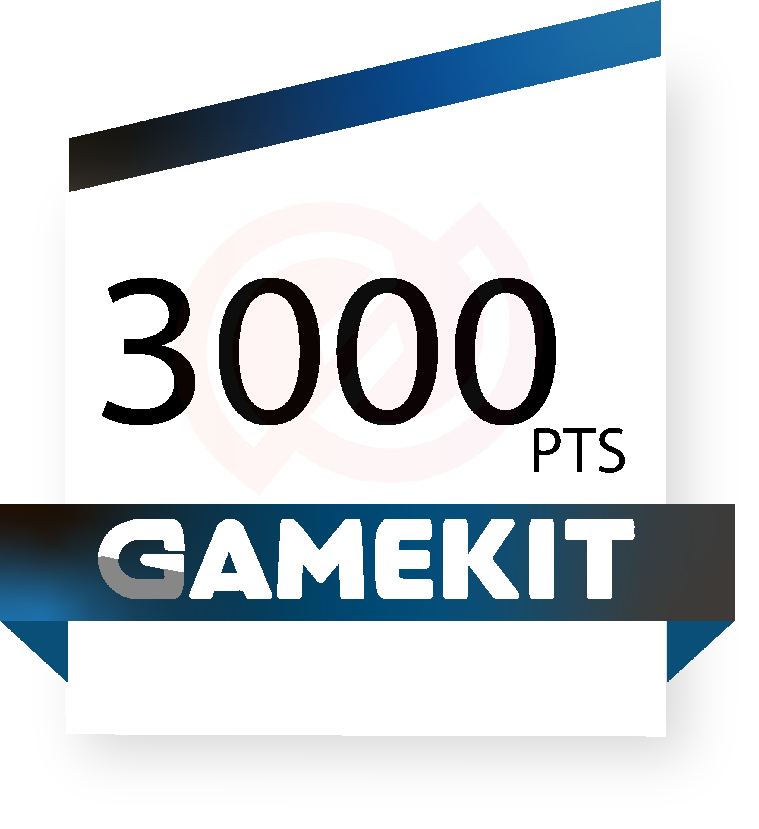 coupon Gamekit : 3000 points