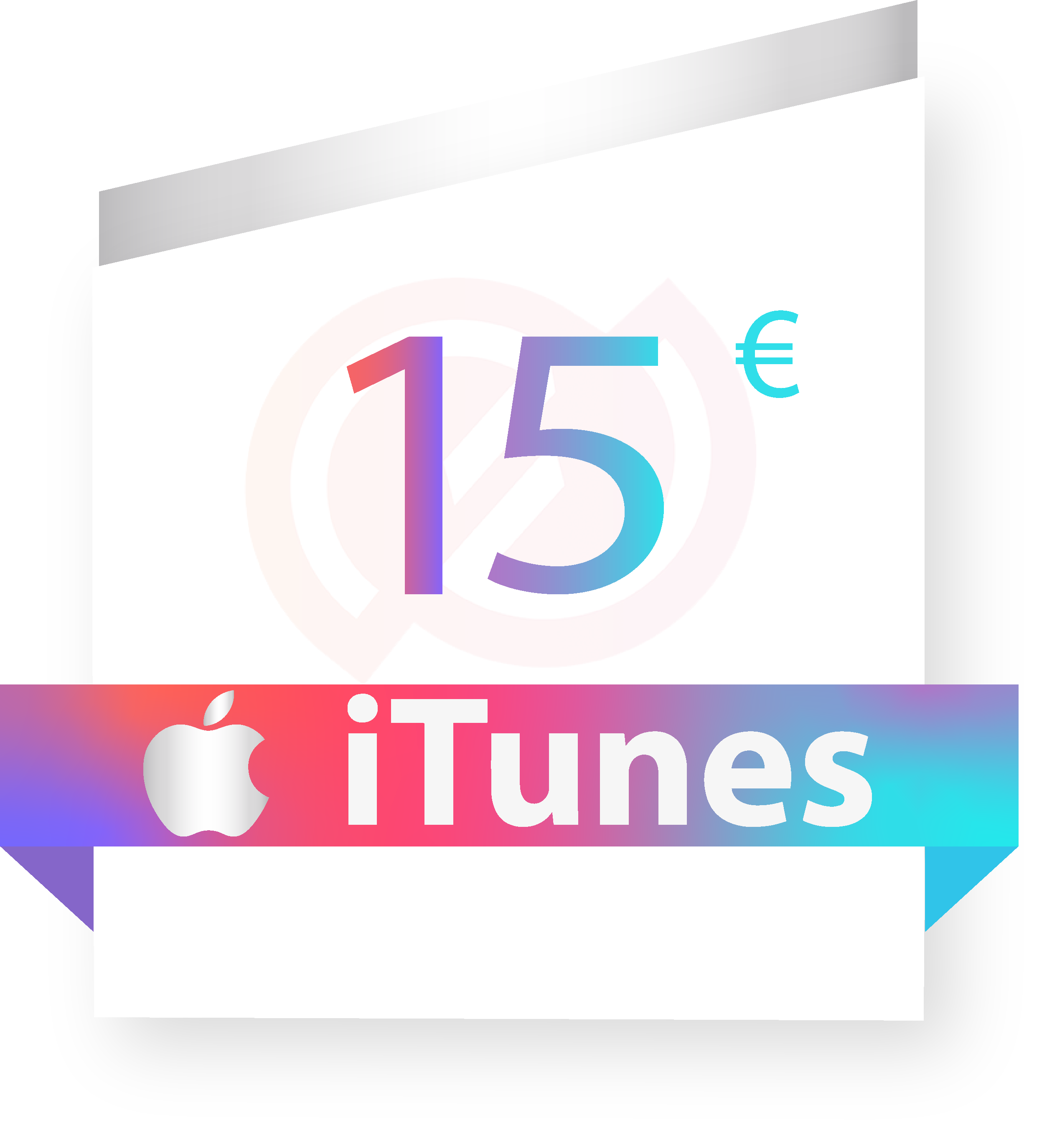 Coupon iTunes 15€ sur internet - Gueez