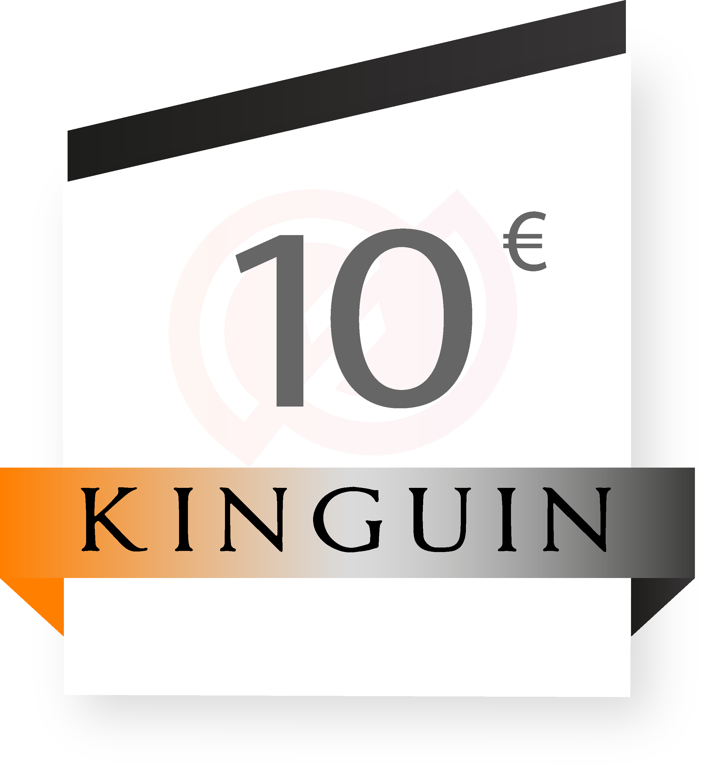 coupon Giftcard Kinguin 10€