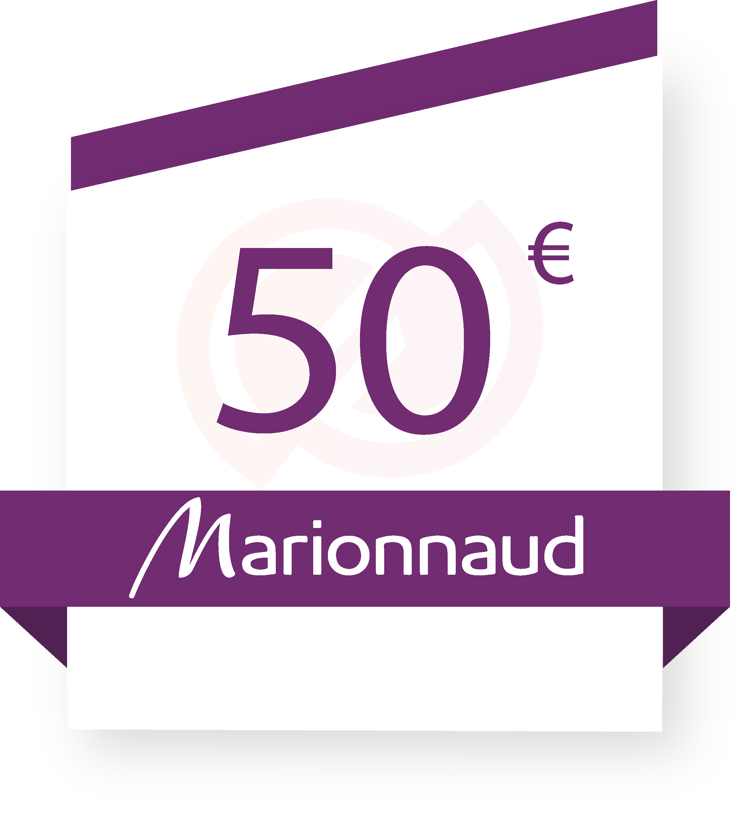 coupon Marionnaud 50€