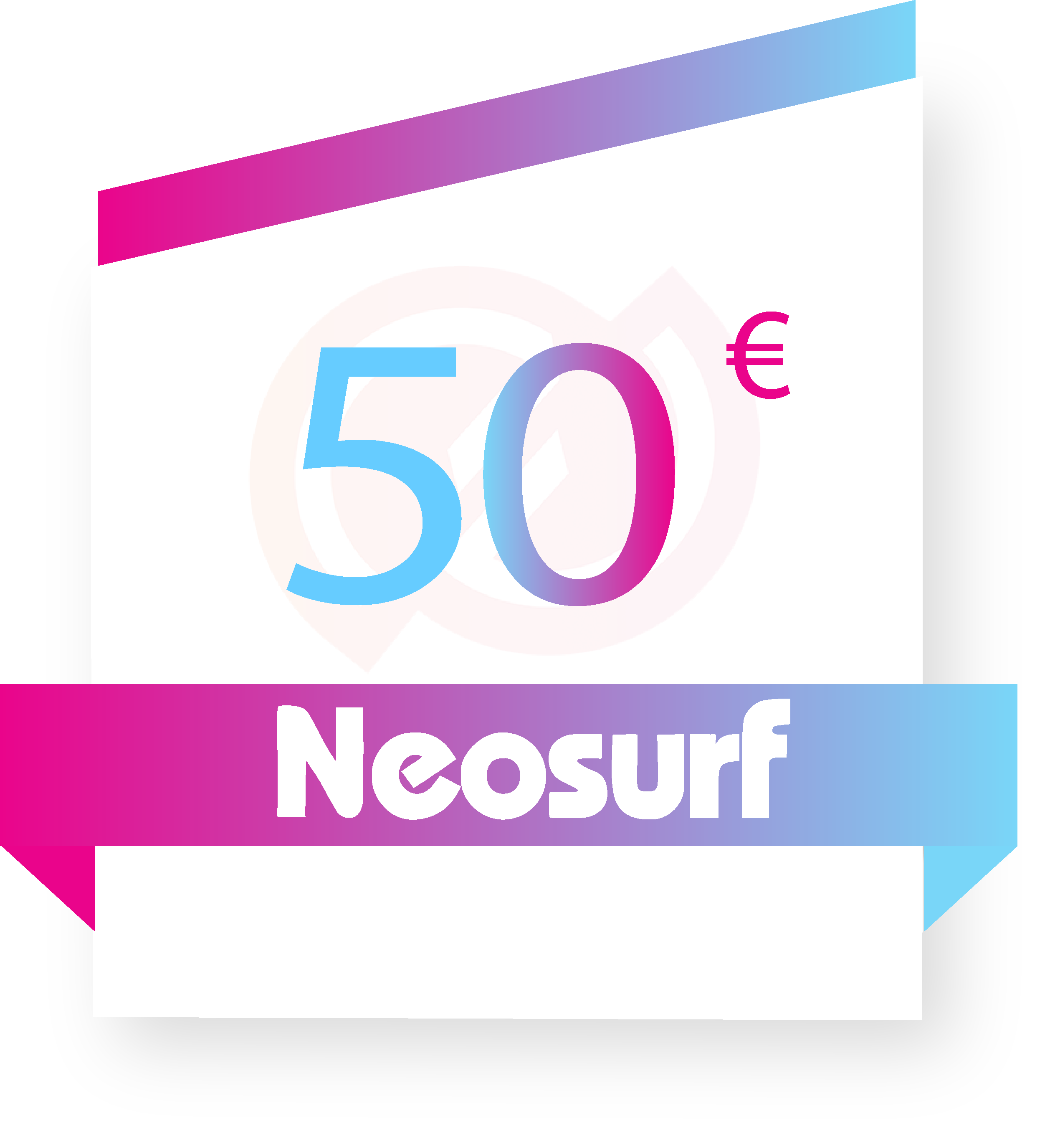 coupon Neosurf 50€