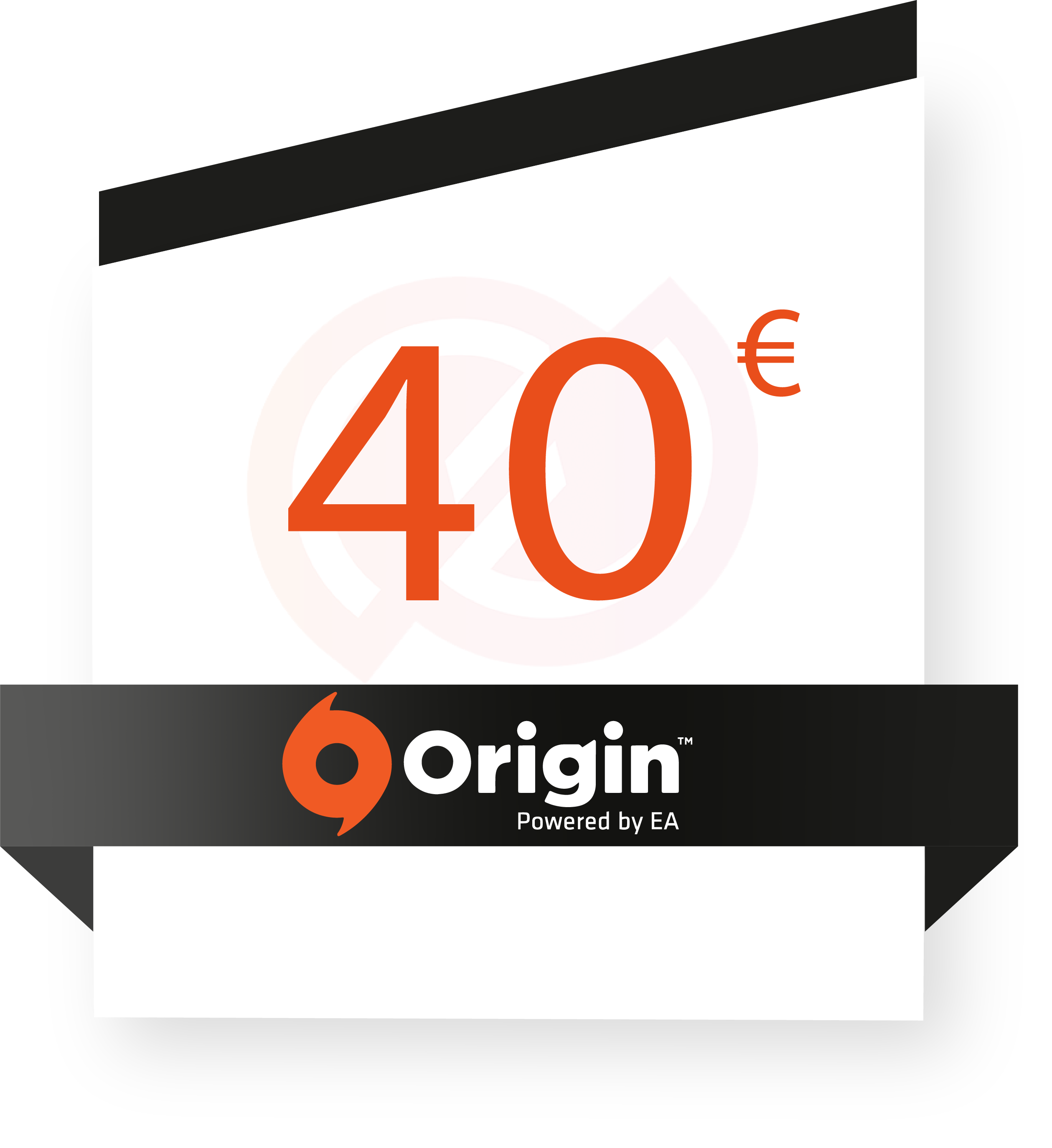 coupon Origin 40€