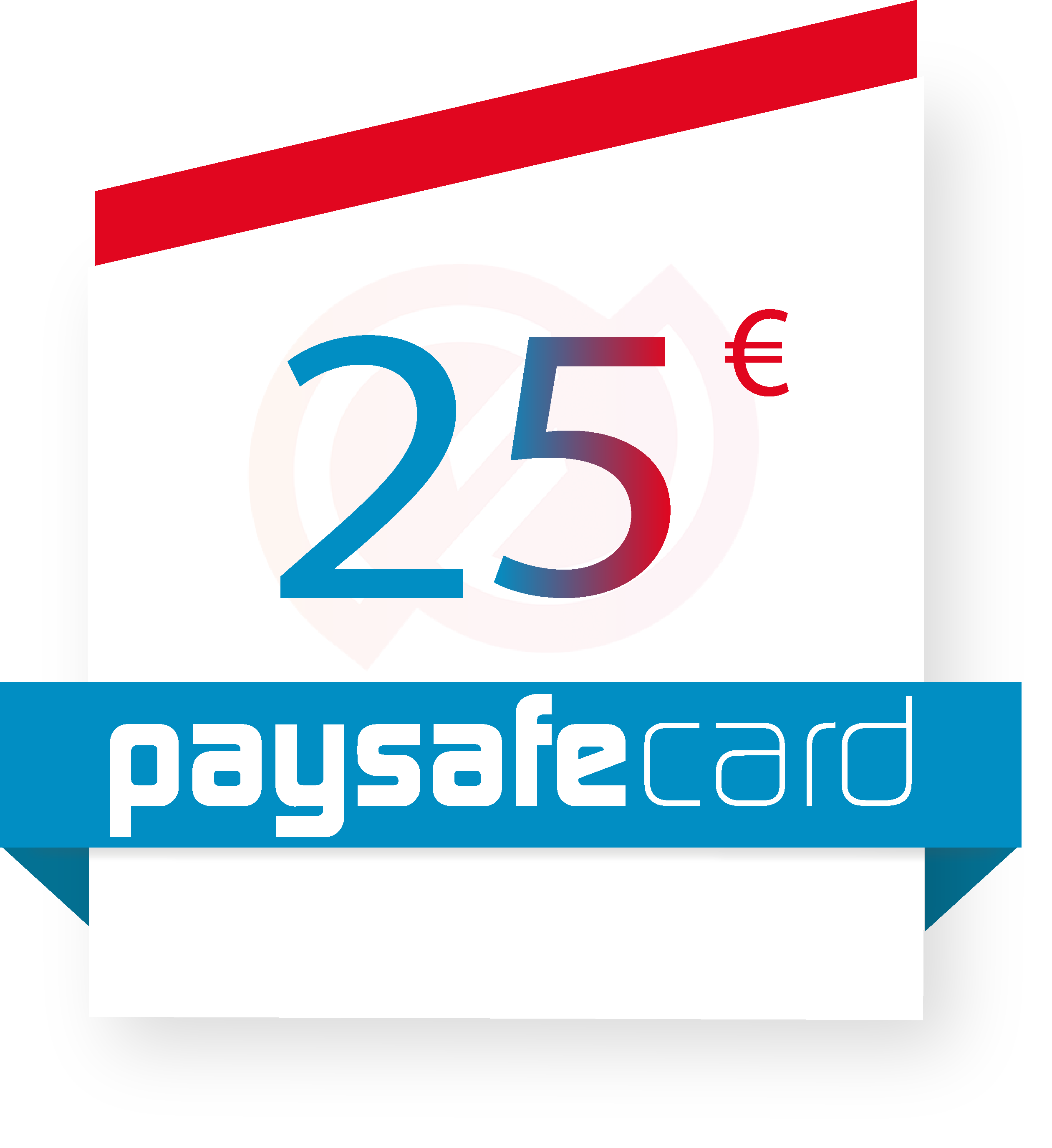 Coupon paysafecard-25-euros