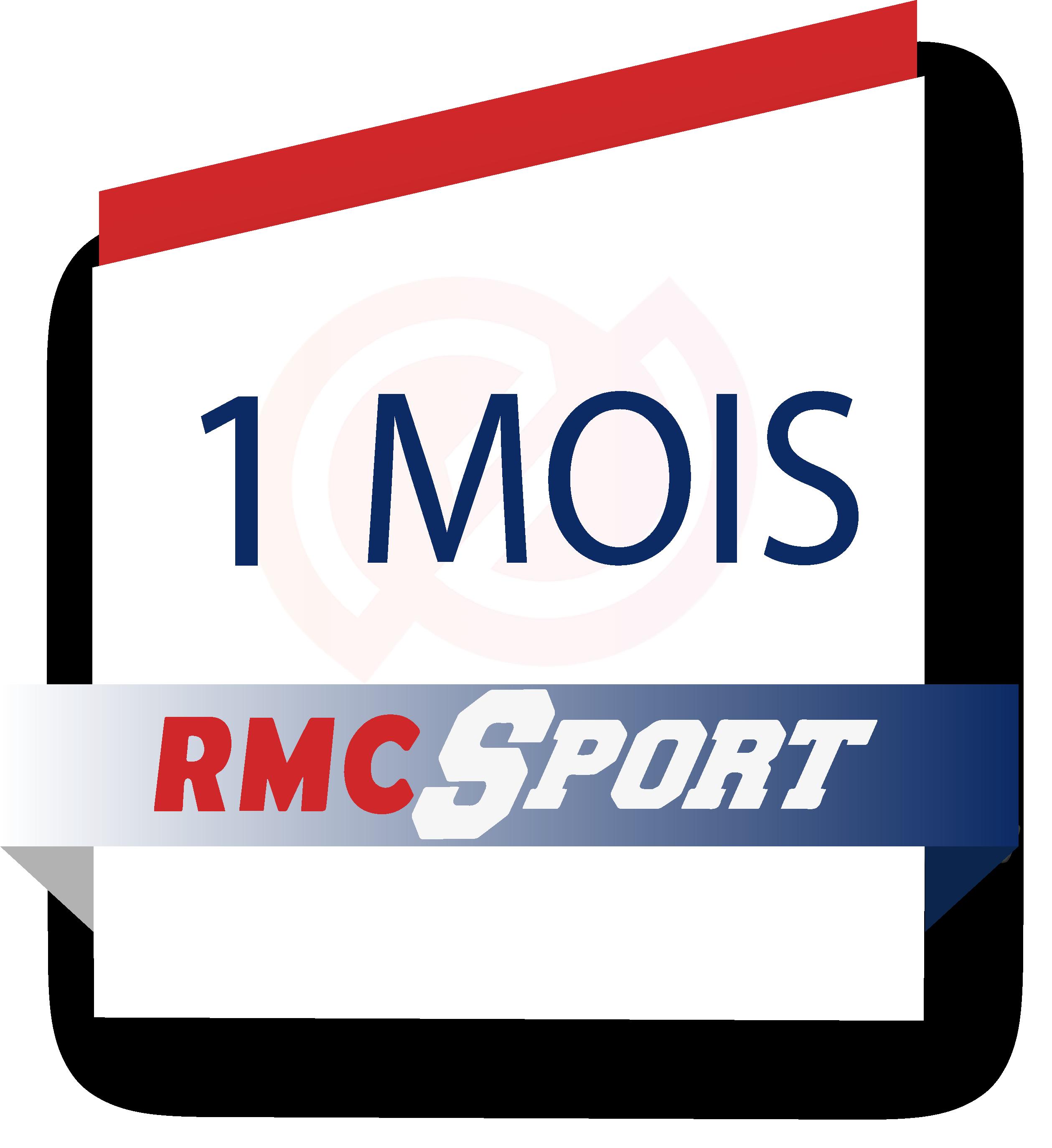 Coupon RMC Sport - 1 mois sur internet - Gueez