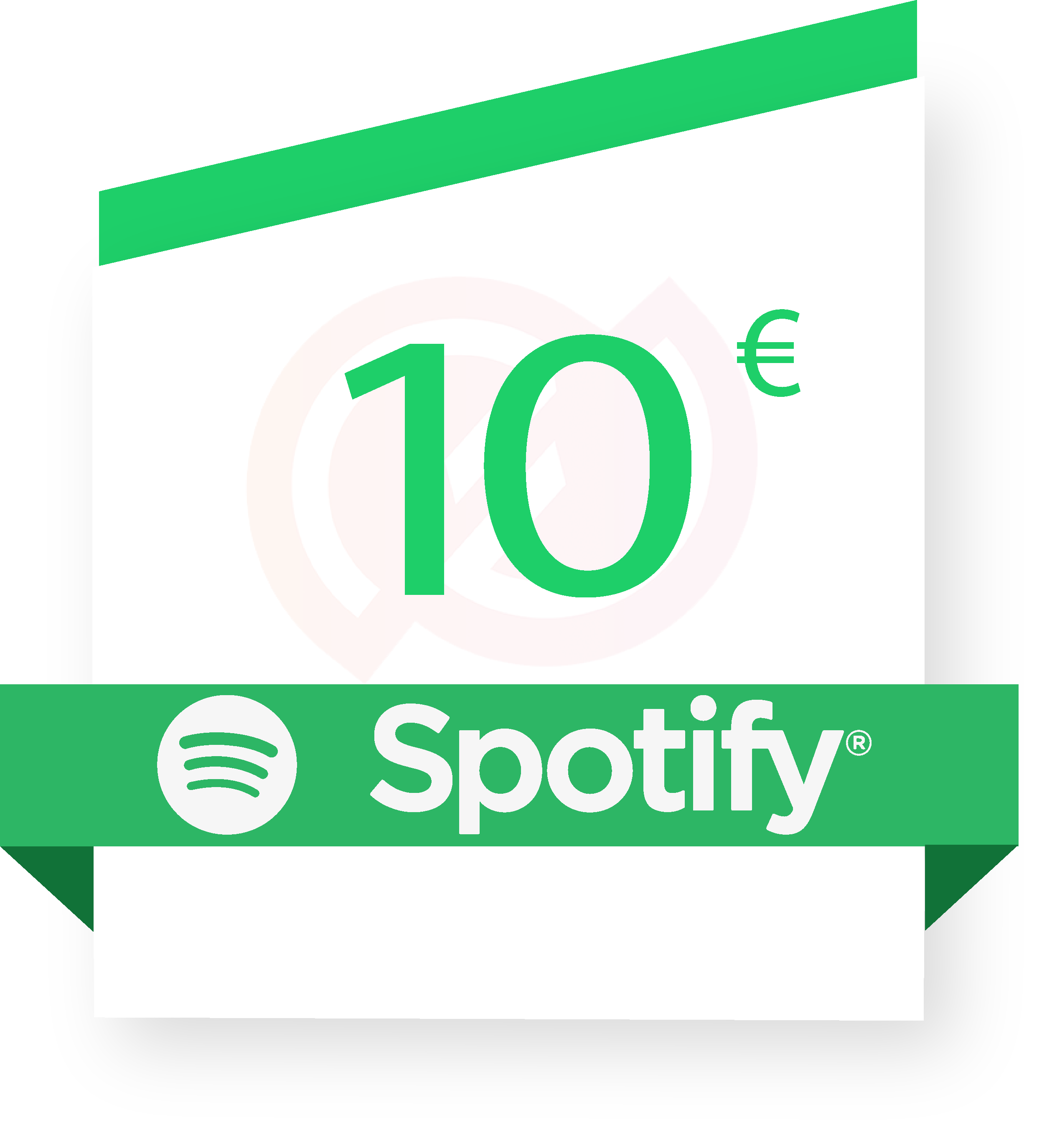 coupon Spotify 10€