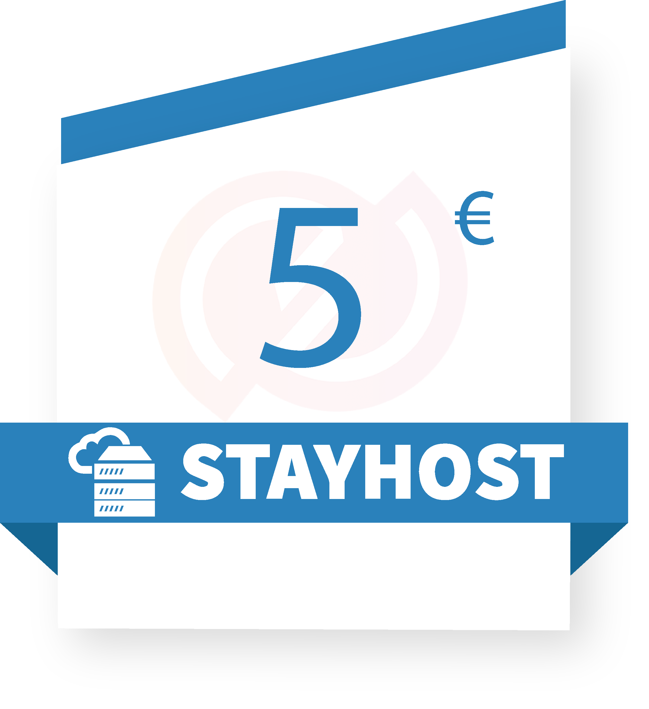 coupon Stayhost 5€