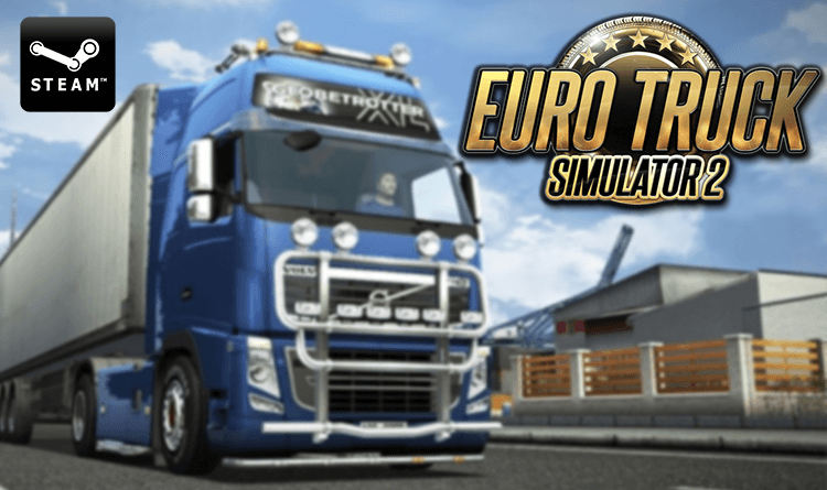 Coupon Euro Truck 2 Simulator [STEAM] sur internet - Gueez