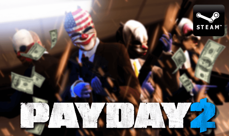 Coupon payday-2-steam